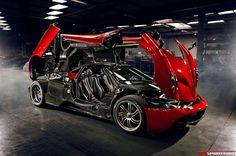 Supercar.. Comprehensive.. Pagani Huayra
