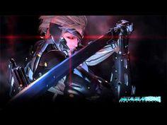 Metal gear rising: revengance - Metal gear excelsus - boss battle - YouTube