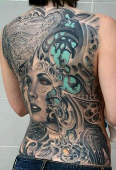 Architectural Back Piece