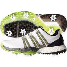 cf44f6c9d15ce Adidas Powerband BOA Boost Mens Golf Shoes - Pick Size   Color Boost Mens