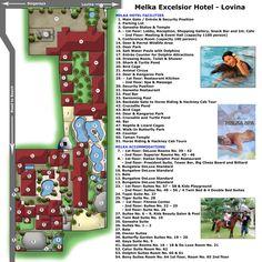 About Melka Hotel | Melka Excelsior Dolphin Hotel Resort Bali