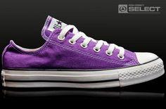 Purple All-Star Converse!