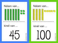 Játékos tanulás és kreativitás: Kártyajáték: Nálam van..., kinél van... Dyscalculia, Bar Chart, The 100, Van, Bar Graphs, Vans, Vans Outfit