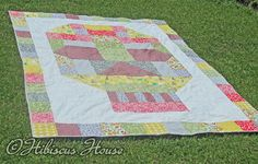 dolly's designs Catie's Skull Quilt