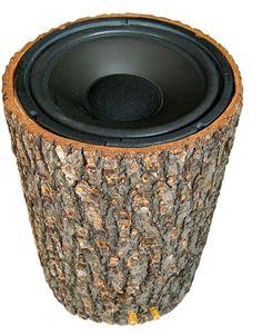 speaker log