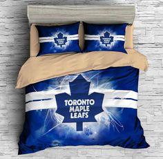 Toronto Maple Leafs Duvet Cover Set