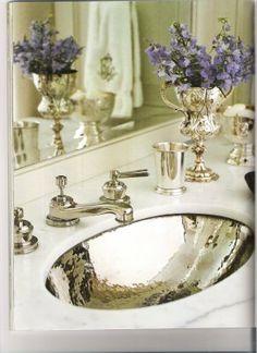 Loving the sink