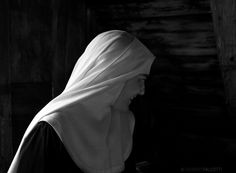 Nun Outfit, Slice Of Life, Religion, Dream Life, Sisters, Portraits, Paintings, Image, God