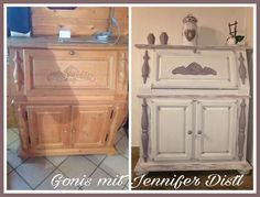 Möbel umgestalten mit unseren tollen Outdoor Farben von Gonis Armoire, Inspiration, Outdoor, Furniture, Home Decor, Upcycled Crafts, Colors, Clothes Stand, Outdoors