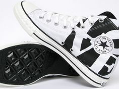 Zebra (Love) Chucks