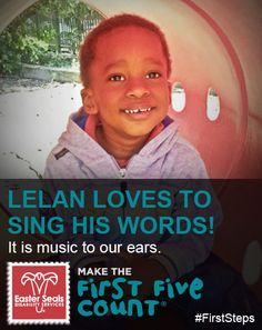 Lelan's family doctor didn't believe he had autism, but his mom's instincts did. She got him the help he needed with early intervention at Easter Seals. Now, Leland has graduated, is talking more, and loves to explore the world around him. Here he is on the playground! Monitor your child's developmental milestones with this free, online screening tool: http://makethefirstfivecount.org/asq