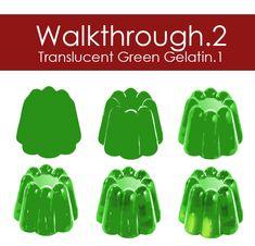 Walkthrough.2 [Translucent Gelatin.1] by SaxonSurokov