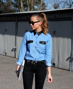 urban cowgirl.