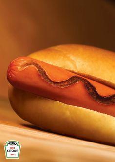 Heinz - hot ketchup