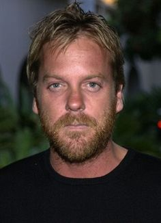 A young Kiefer Sutherland would be perfect for one of the lowlife brothers who make life difficult for Vivvi.
