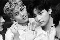 Jooheon and I.M