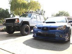 Jeep x Subaru
