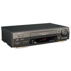 PANASONIC AG2580 Pro VHS VCR Vhs, Dvd Vcr, Vcr Player, Hifi Audio, Vintage Stuff, Tv Videos, Pinterest Board, Cool Things To Buy, Birthday Gifts
