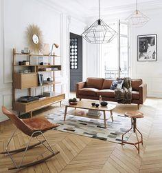 Mid-Century design in Home Interior – Modern Manhattan – Medium