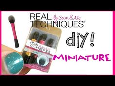DIY realistic MINIATURE Starbucks tutorial NO POLYMER | Dollhouse Miniatures - YouTube