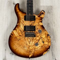 Prs Guitar, Guitar Shop, Guitars, Namm Show, Paul Reed Smith, Spalted Maple, Guitar Building, Gretsch, Music Store