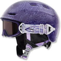 Smith Cosmos Jr. Snow Helmet / Galaxy Snow Goggles - Girls\'