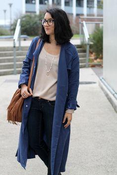 Le bazar d'Alison - Blog Mode d'une Lyonnaise: Long Trench