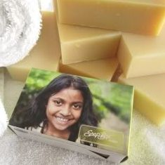 3 Mother's Day gifts that give back, like these buy one-give one soaps for countries that desperately need them.