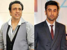 """Ranbir excited to work with Govinda in """"Jagga Jasoos"""" ~ MovieMagik.in"""