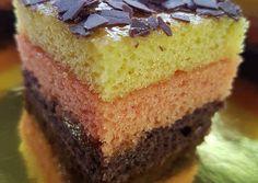 Néró szelet Vanilla Cake, Ale, Cheesecake, Recipes, Food, Creative, Ale Beer, Cheesecakes, Recipies