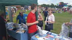 It was a beautiful sunny day at the Lambeth Country Show over the weekend! Thousands of people visited Brockwell Park to enjoy the good weather and visit the shows and stalls. Age UK Lambeth was there the whole weekend meeting new people and giving out information about the services we provide across the borough. A great couple of days showing the strength of Lambeth's community spirit!