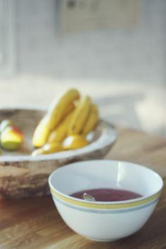 LA PETITE PRINCESSE: gluteeniton mansikkavispipuuro
