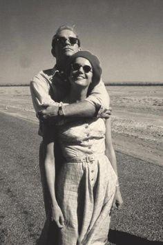 Debra Winger & John Malkovich - The Sheltering Sky 1990
