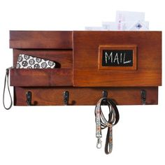 Smith & Hawken® Wall Organizer with Chalkboard Label from Target