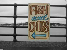 fish and chips - Yum! It's National Fish and Chips Day tomorrow, Wednesday, May 30th!