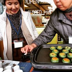 #Mochi Balls, have them warm or have them… **************************************************************** #kitchenconnection #kitchenconnectiongoestoTokyo #Tokyo #food #sushi #yummy #yum #delicious #foodie #cheffie #instagood #picoftheday #instadaily #fun #instago #travel #holiday #view #trip #adventure #instatravel #wanderlust #travel