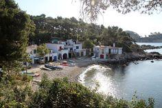Rutas Mar & Mon: Camino de ronda Palamós - Calella de Palafrugell