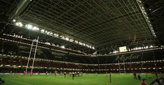 Wales get their way on Principality Stadium roof against Ireland Rugby News, Wales Rugby, Welsh, Homeland, Dragons, Red, Pictures, Travel, Photos