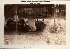Mabel Holt's Funeral- Apr. 23, 1941 -5