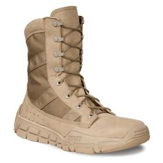 "Rocky C4 Trainer 8"" Desert Tan Boot - CLOSEOUT"
