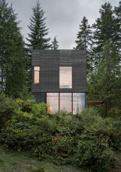 mw|works llc is a Seattle based design studio offering architectural and interior design services | Little House http://www.mwworks.com/