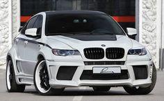 2010 BMW X6 M Lumma Design CLR X 650 M $670,000