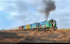 Foto RailPictures.Net: TLSA 2241 TLSA - Transnordestina Logística SA GE U10B no Campo de Perizes, Maranhão, Brasil por Cristiano Oliveira
