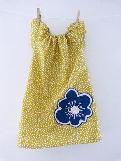 Lotta Jansdotter Dress by Wind the Bobbin