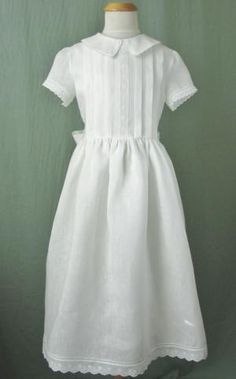 First Communion Dress <3