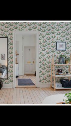Missprint palmtree wallpaper