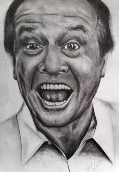 Jack    Pencil drawing