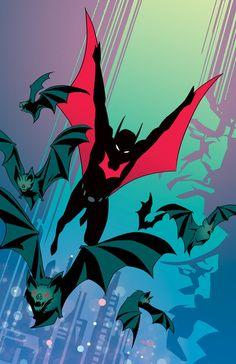 Batman Beyond by Kelsey Shannon