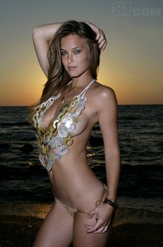 Bar Refaeli - Sports Illustrated Swimsuit 2008 Location: Caesarea, Israel, Israel Photographed by: Raphael Mazzucco