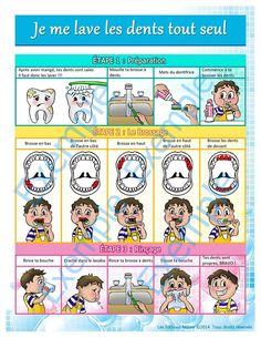 Learning Activities, Activities For Kids, Bedtime Chart, Autism Education, Alternative Education, Health Lessons, Teaching French, Social Skills, Kids And Parenting